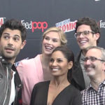 2015 Pretty Little Liars Red Carpet Interviews @ NY ComicCon